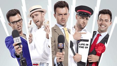 BBC, Revolution, Politics, America, UK, USA