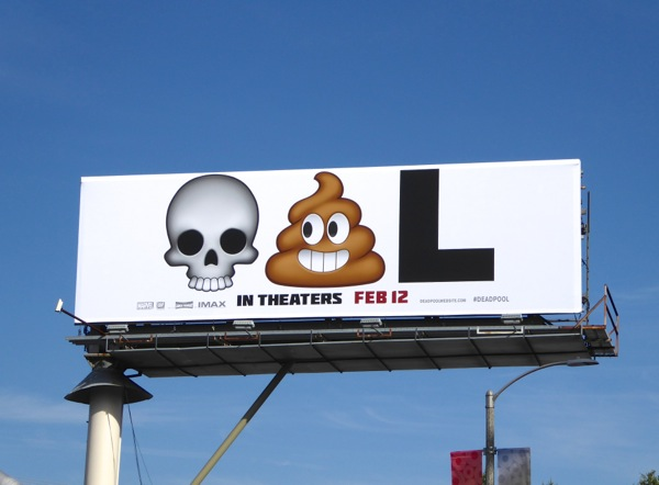 Deadpool-film-emoji-billboard